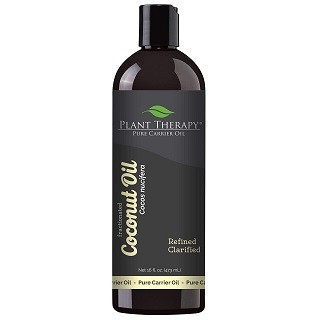 Plant Therapy Essential Oils Fractionated Coconut Oil