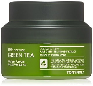 TONYMOLY The ChokChok Green Tea Watery Cream